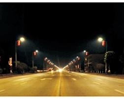 四川泸县新建道路照明工程
