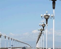 新疆高速中华灯项目