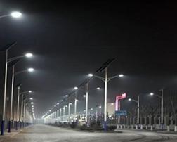 河南省安阳-LED-路灯改造