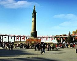 哈尔滨广场灯光工程