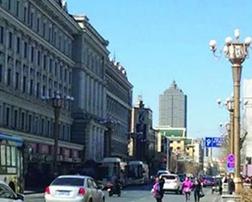 哈尔滨地段街灯具安装工程