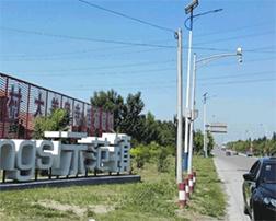 S316省道山东太阳能路灯施工项目